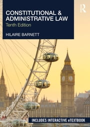 Constitutional & Administrative Law ebook by Hilaire Barnett