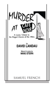Murder at Cafe Noir ebook by David Landau,Nikki Stern