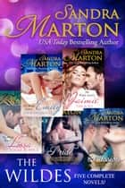 The Wildes: Five Complete Novels! ebook door Sandra Marton