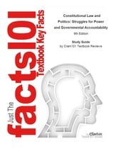 Constitutional Law and Politics, Struggles for Power and Governmental Accountability ebook by Reviews
