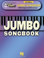 Jumbo Songbook - E-Z Play Today Volume 199 ebook by Hal Leonard Corp.