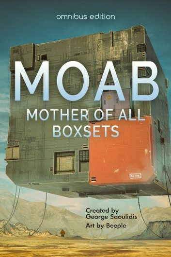 MOAB - Mother Of All Boxsets ebook by George Saoulidis