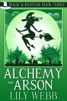 Alchemy and Arson ebook by Lily Webb
