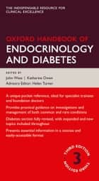 Oxford Handbook of Endocrinology and Diabetes ebook by John Wass,Katharine Owen