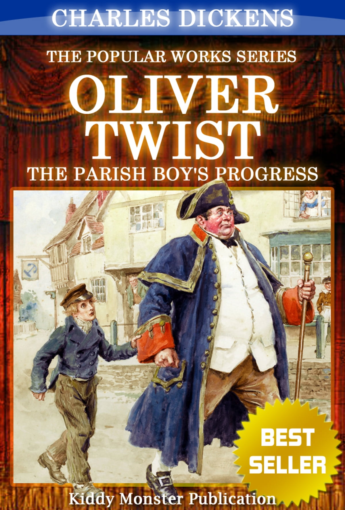 Twist charles oliver book by dickens