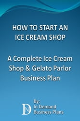 Gelato shop business plan