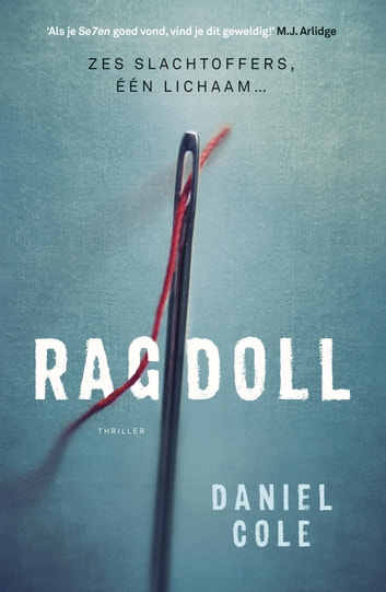 Ragdoll ebook by Daniel Cole