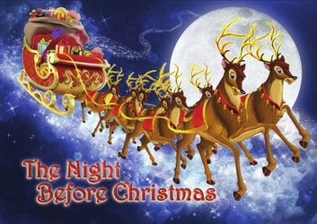 The Night Before Christmas ebook by Rose Collins