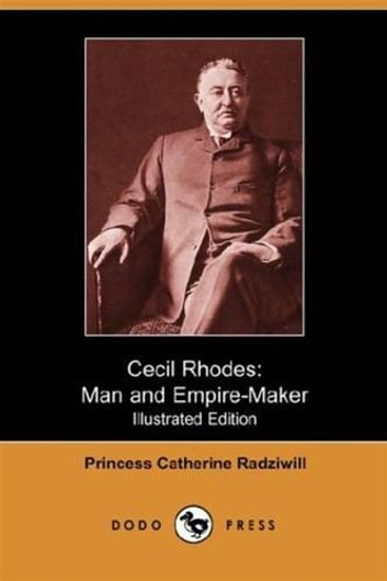 Cecil Rhodes ebook by Princess Catherine Radziwill
