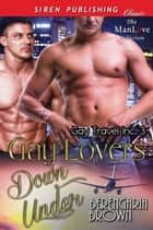 Gay Lovers Down Under ebook by
