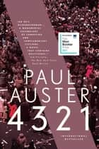 4 3 2 1 ebook by Paul Auster