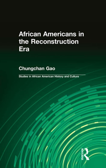 african americans in the reconstruction era essay Rights of african americans during the reconstruction 6 pages 1494 words december 2014 saved essays save your essays here so you can locate them quickly.