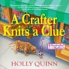 A Crafter Knits a Clue - A Handcrafted Mystery audiobook by Holly Quinn