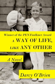 A Way of Life, Like Any Other - A Novel ebook by Darcy O'Brien