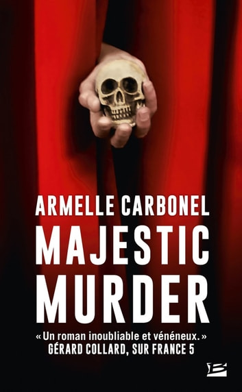 Majestic Murder ebook by Armelle Carbonel