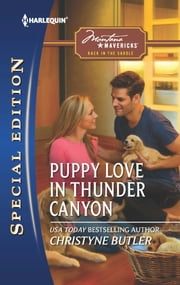 Puppy Love in Thunder Canyon ebook by Christyne Butler