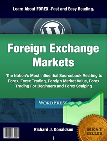 Foreign Exchange Markets ebook by Richard J. Donaldson