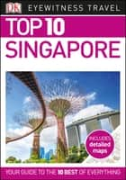 Top 10 Singapore ebook by DK Travel