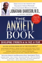 The Anxiety Book ebook by Jonathan Davidson,Henry Dreher