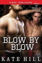 Blow by Blow ebook by Kate Hill