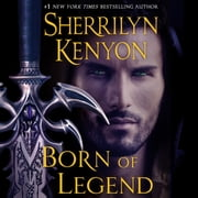 Born of Legend - The League Nemesis Rising audiobook by Sherrilyn Kenyon