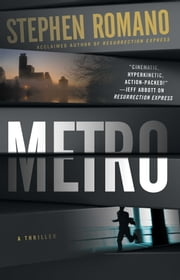 Metro ebook by Stephen Romano