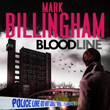 Bloodline audiobook by Mark Billingham