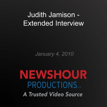 Judith Jamison - Extended Interview audiobook by PBS NewsHour