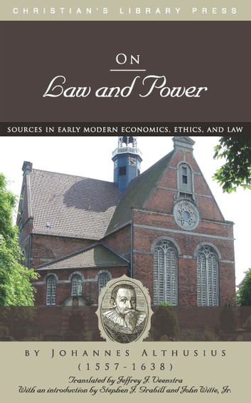 On Law and Power ebook by Johannes Althusius