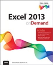 Excel 2013 On Demand ebook by Steve Johnson,Perspection Inc.