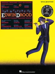 The Mystery of Edwin Drood (Songbook) - Vocal Selections ebook by Rupert Holmes