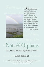 Not As Orphans - Scenes, Reflections, Meditations & Prayers On Intimacy With God ebook by Allyn Benedict