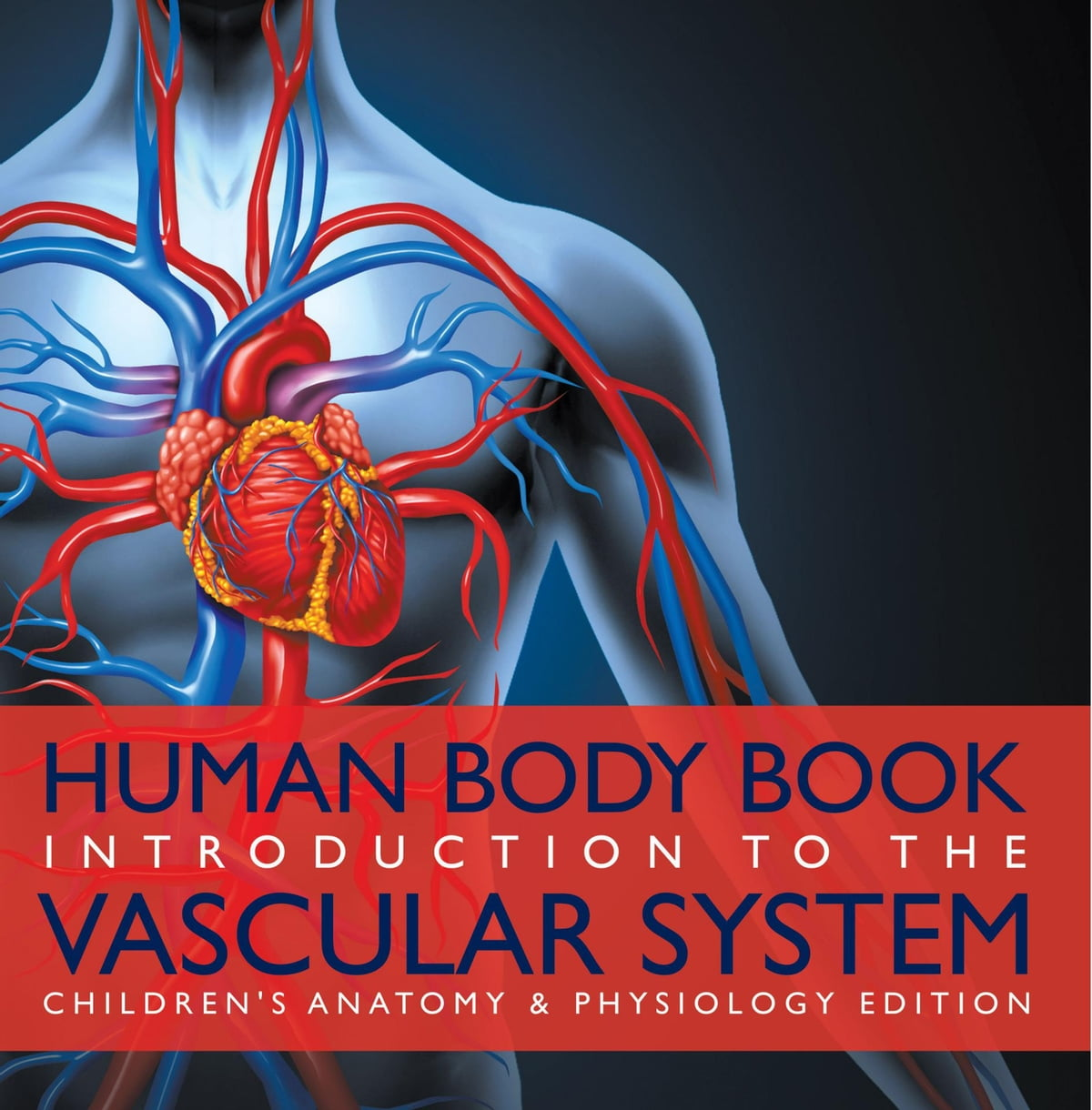 Human Body Book | Introduction to the Vascular System | Children\'s ...