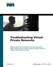 Troubleshooting Virtual Private Networks, Adob Reader ebook by Lewis, Mark
