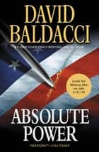 Absolute Power ebook by David Baldacci