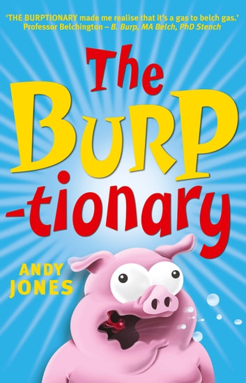 The Burptionary ebook by Andy Jones
