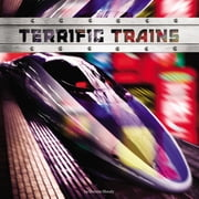 Terrific Trains ebook by Dennis Shealy,Andrew Bates