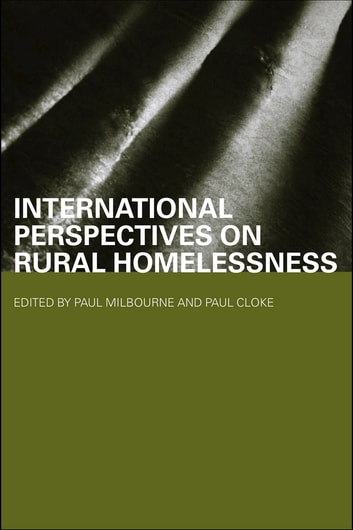 International Perspectives on Rural Homelessness ebook by