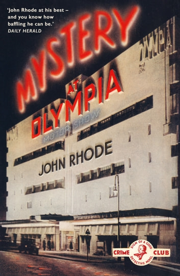 Mystery at Olympia ebook by John Rhode