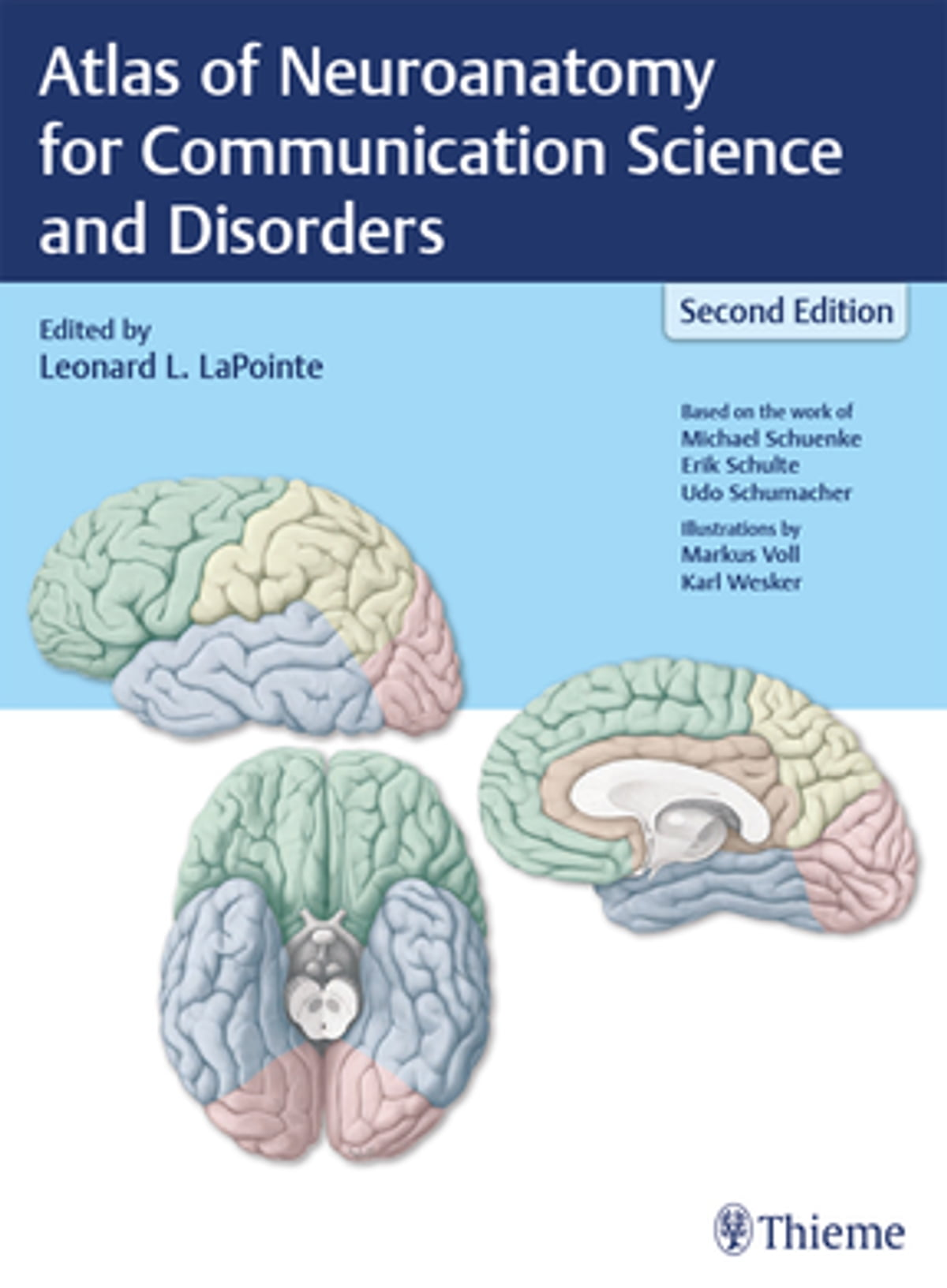 Atlas of Neuroanatomy for Communication Science and Disorders eBook ...