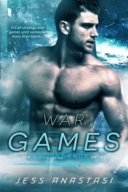 War Games ebook by Jess Anastasi