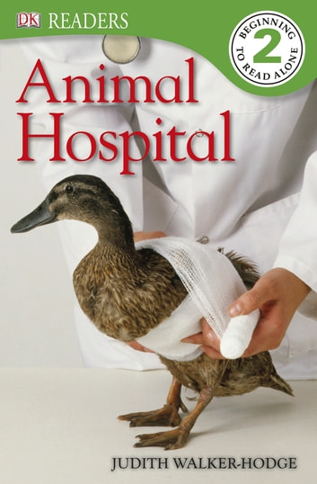 Animal Hospital ebook by Judith Walker-Hodge,DK