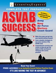 ASVAB Success - Third Edition ebook by Learning Express Editors