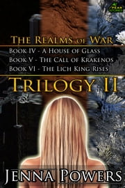 The Realms of War Trilogy 2 - Three Book Bundle ebook by Jenna Powers