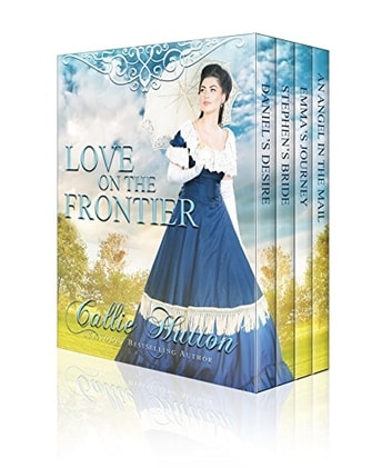 Love on the Frontier ebook by Callie Hutton