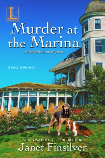 Murder at the Marina ebook by Janet Finsilver
