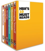 HBR's Must Reads Digital Boxed Set (6 Books) ebook by Harvard Business Review