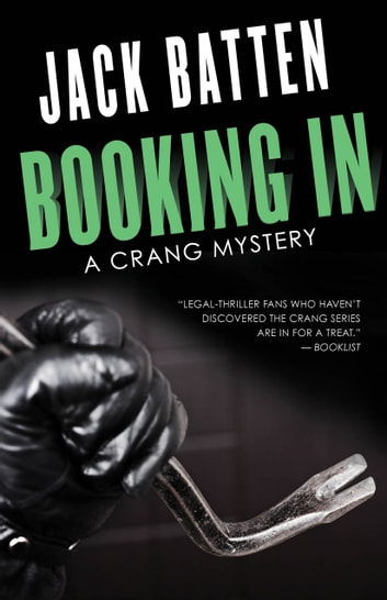 Booking In - A Crang Mystery ebook by Jack Batten