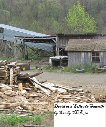 Death at a Solitude Sawmill ebook by Saundra McKee