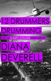 12 Drummers Drumming ebook by Diana Deverell
